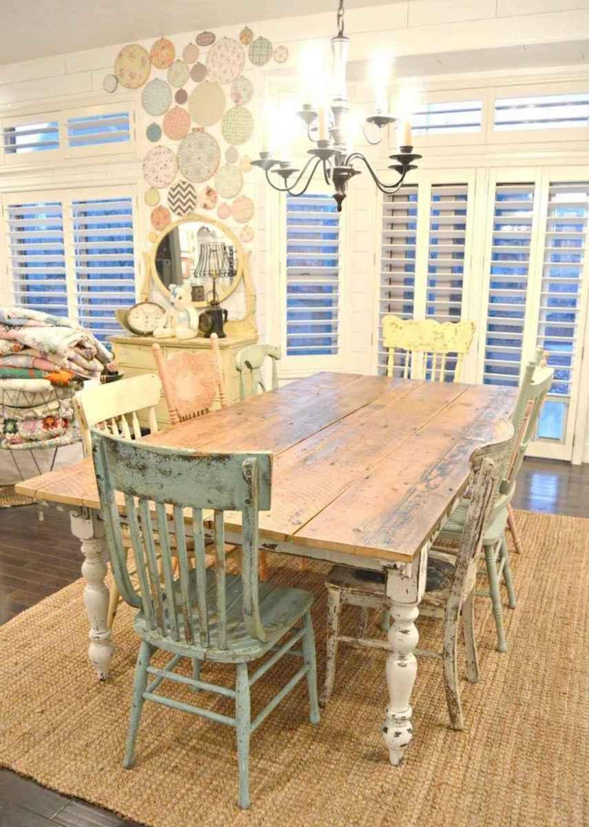 50 on a budget diy farmhouse table plans ideas (18)