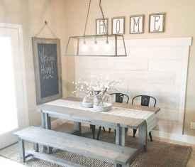 50 on a budget diy farmhouse table plans ideas (22)