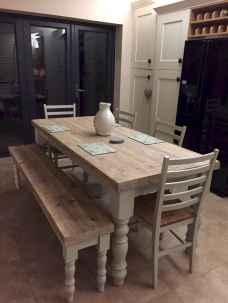 50 on a budget diy farmhouse table plans ideas (37)