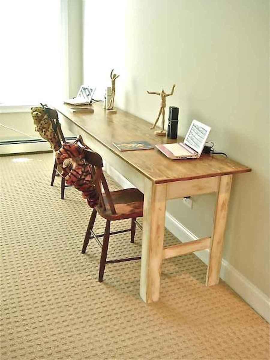 50 on a budget diy farmhouse table plans ideas (42)