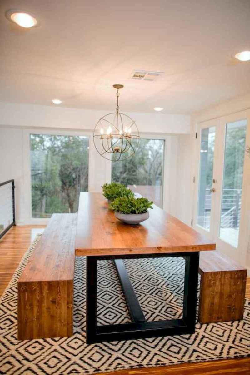 50 on a budget diy farmhouse table plans ideas (8)