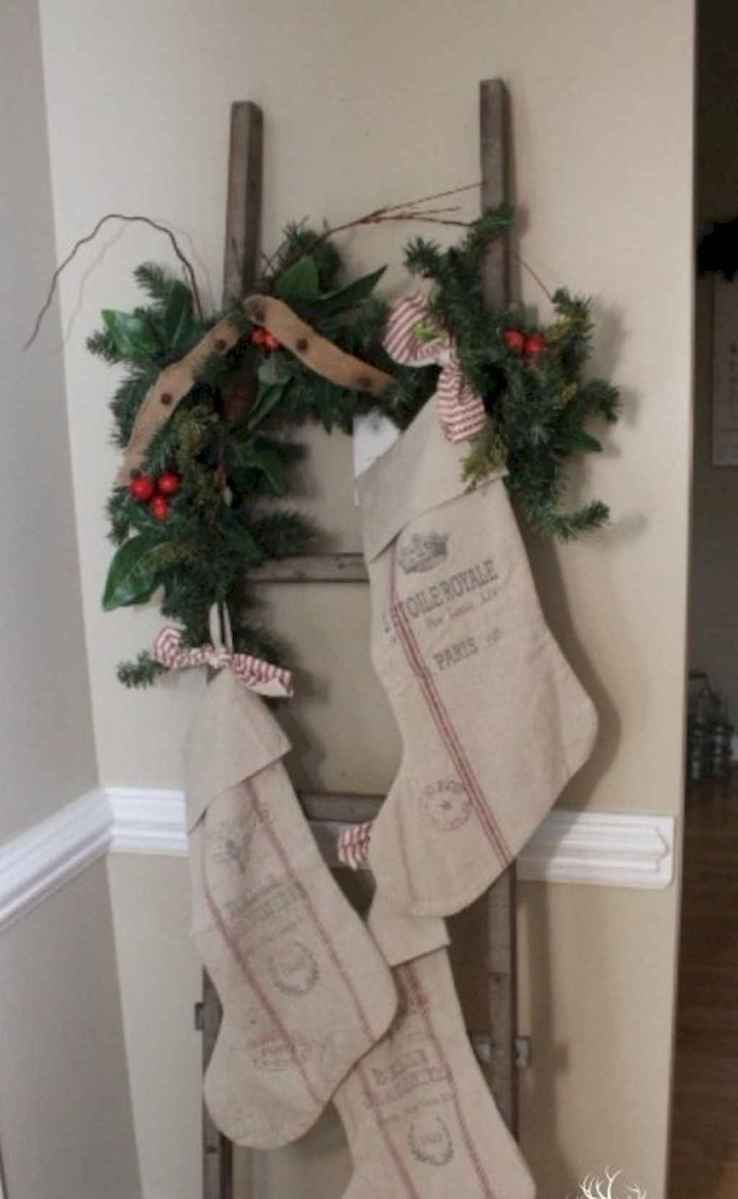 55 awesome christmas front porches decor ideas (9)