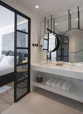 60 awesome open bathroom concept for master bedrooms decor ideas (50)