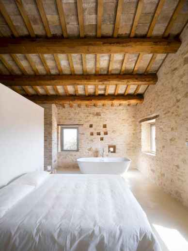 60 awesome open bathroom concept for master bedrooms decor ideas (55)