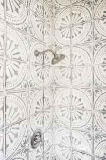 80 stunning tile shower designs ideas for bathroom remodel (58)