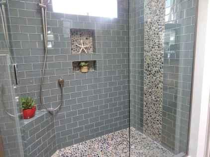 80 stunning tile shower designs ideas for bathroom remodel (63)