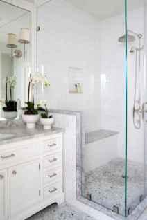 80 stunning tile shower designs ideas for bathroom remodel (7)