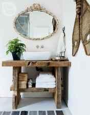 110 spectacular farmhouse bathroom decor ideas (44)