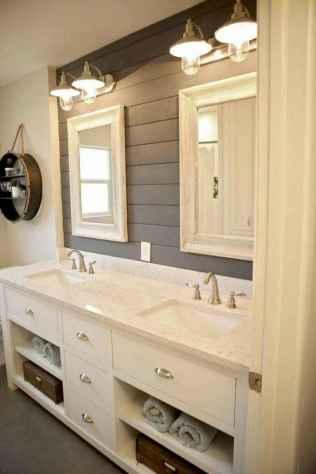 110 spectacular farmhouse bathroom decor ideas (73)