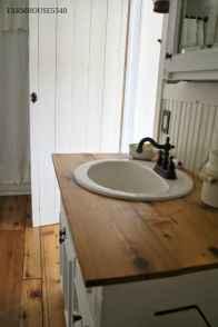 110 spectacular farmhouse bathroom decor ideas (79)