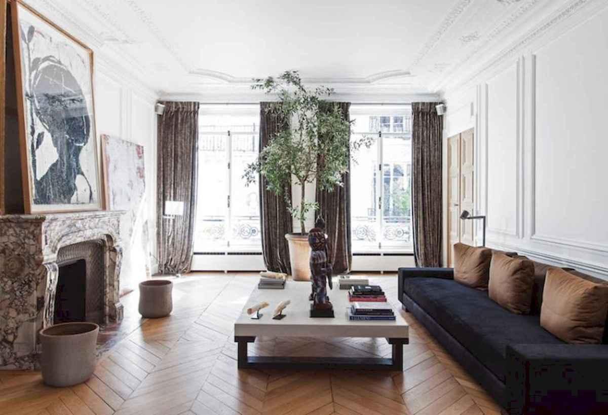 111 beautiful parisian chic apartment decor ideas (75)