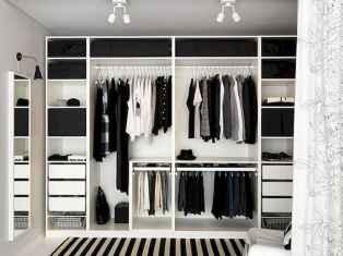 120 brilliant wardrobe ideas for first apartment bedroom decor (12)