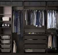 120 brilliant wardrobe ideas for first apartment bedroom decor (71)