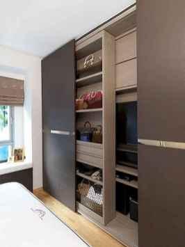 120 brilliant wardrobe ideas for first apartment bedroom decor (80)