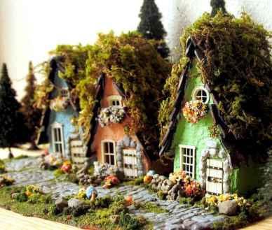120 easy to try diy polymer clay fairy garden ideas (106)