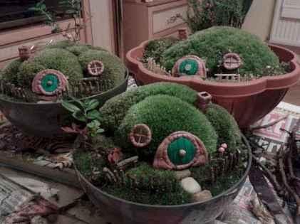 120 easy to try diy polymer clay fairy garden ideas (55)