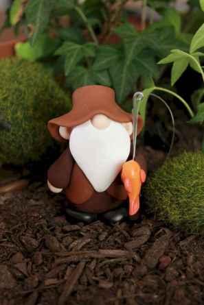120 easy to try diy polymer clay fairy garden ideas (94)
