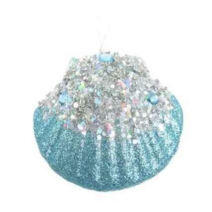 22 easy diy glitter shell crafts ideas (5)