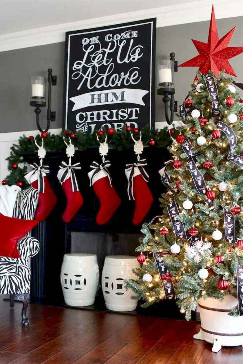 25 awesome christmas decorations apartment ideas (48)