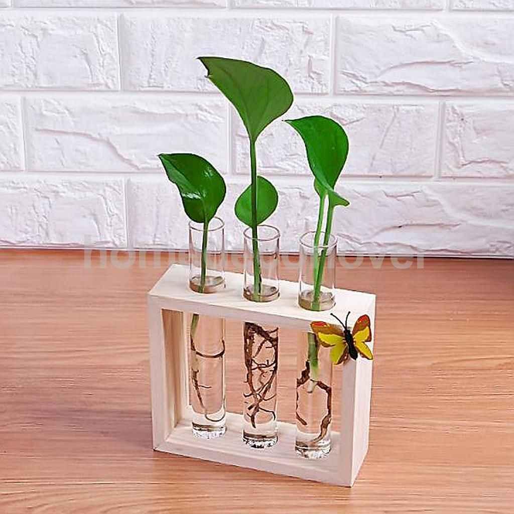 25 easy diy test tube vase crafts ideas for Glass test tubes for crafts