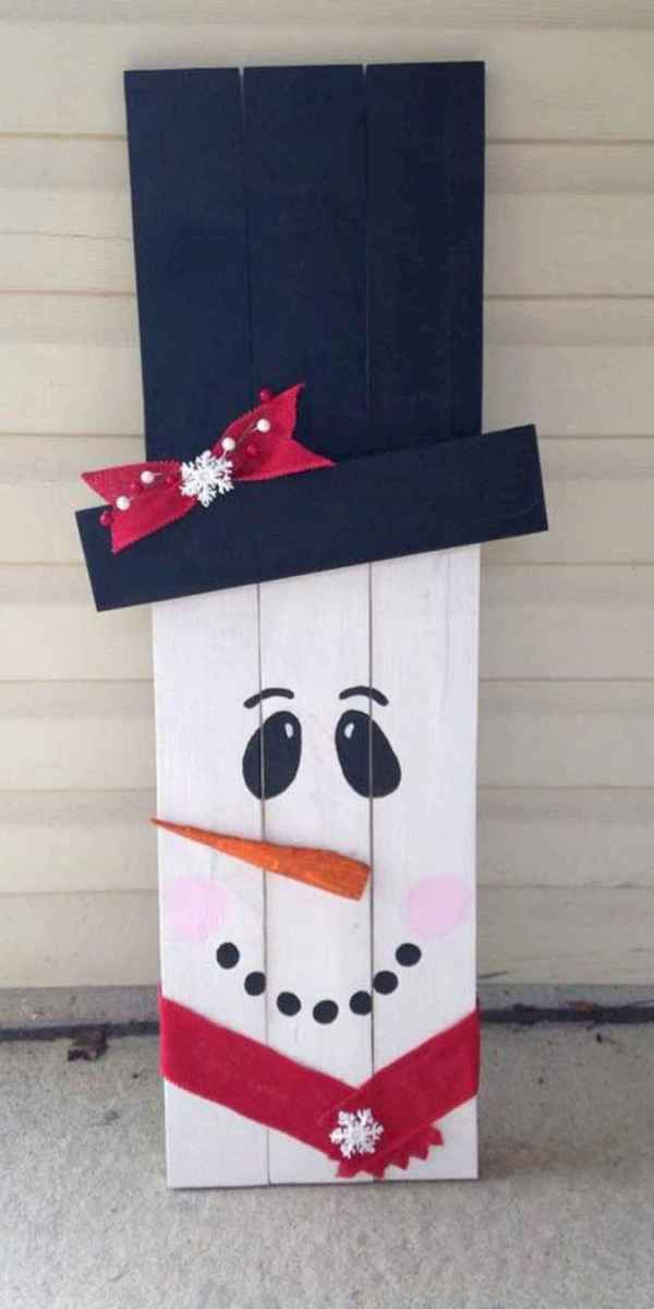 25 gorgeous diy crafts wooden christmas ideas (12)