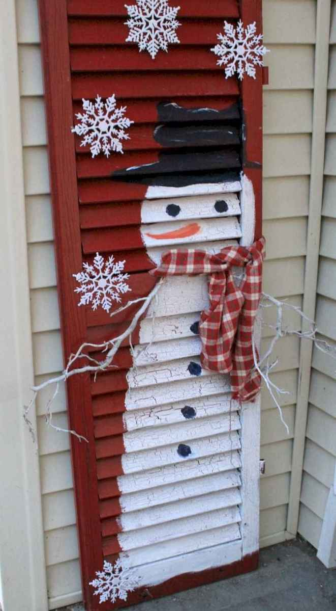 25 gorgeous diy crafts wooden christmas ideas (15)
