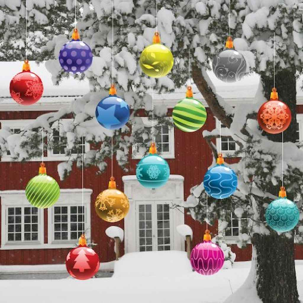 28 outdoor christmas decorations ideas (13)