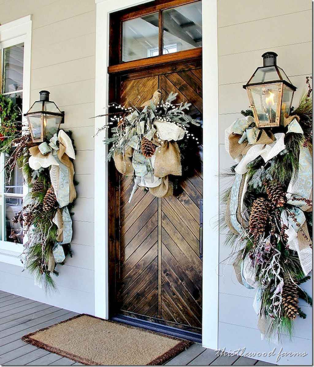 28 outdoor christmas decorations ideas (16)