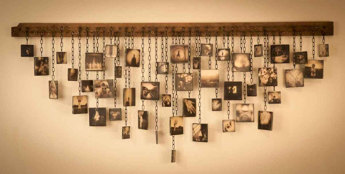 40 diy family photos display ideas for apartment decor (25 ...
