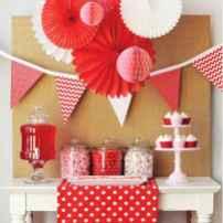 44 romantic valentines party decor ideas (7)