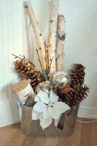 45 outdoor pine cones christmas decorations ideas (19)