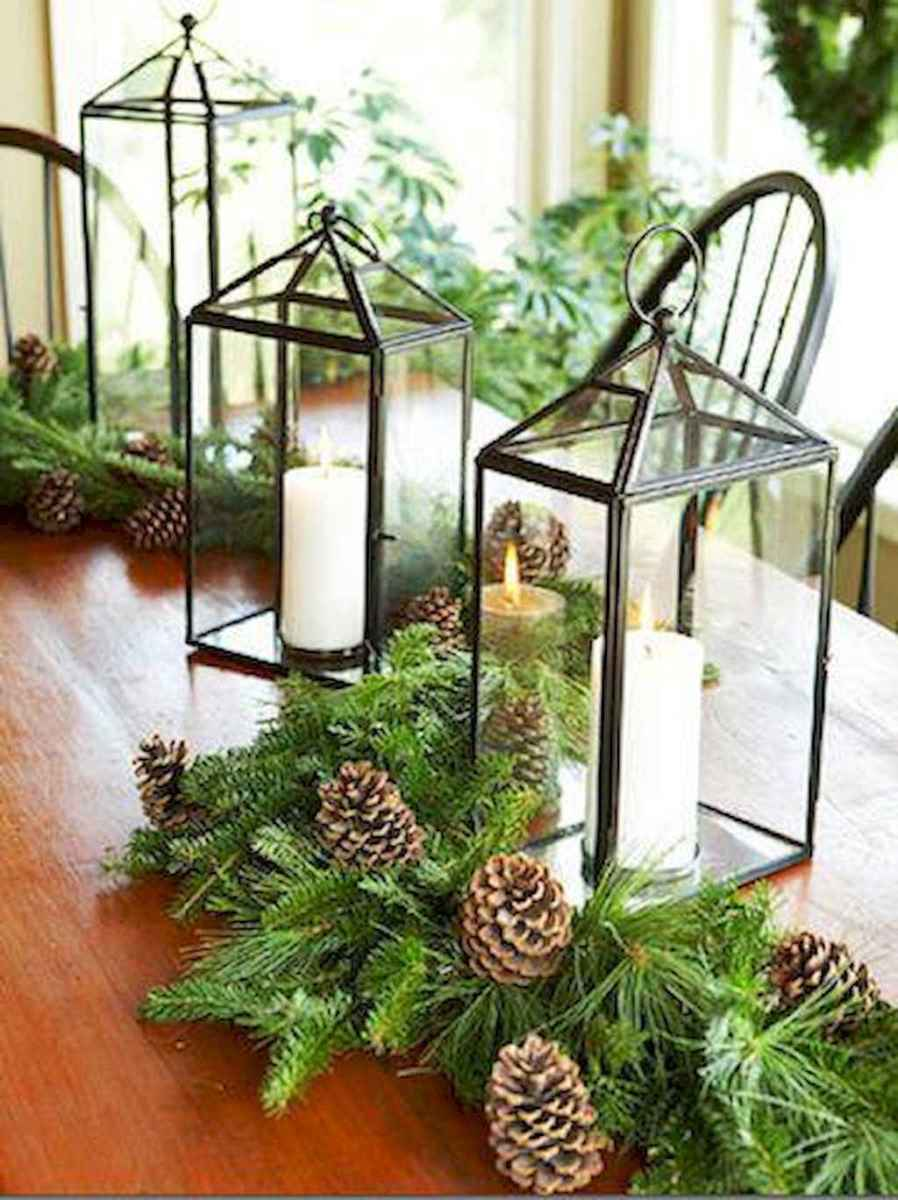 45 outdoor pine cones christmas decorations ideas (3)