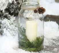45 outdoor pine cones christmas decorations ideas (4)