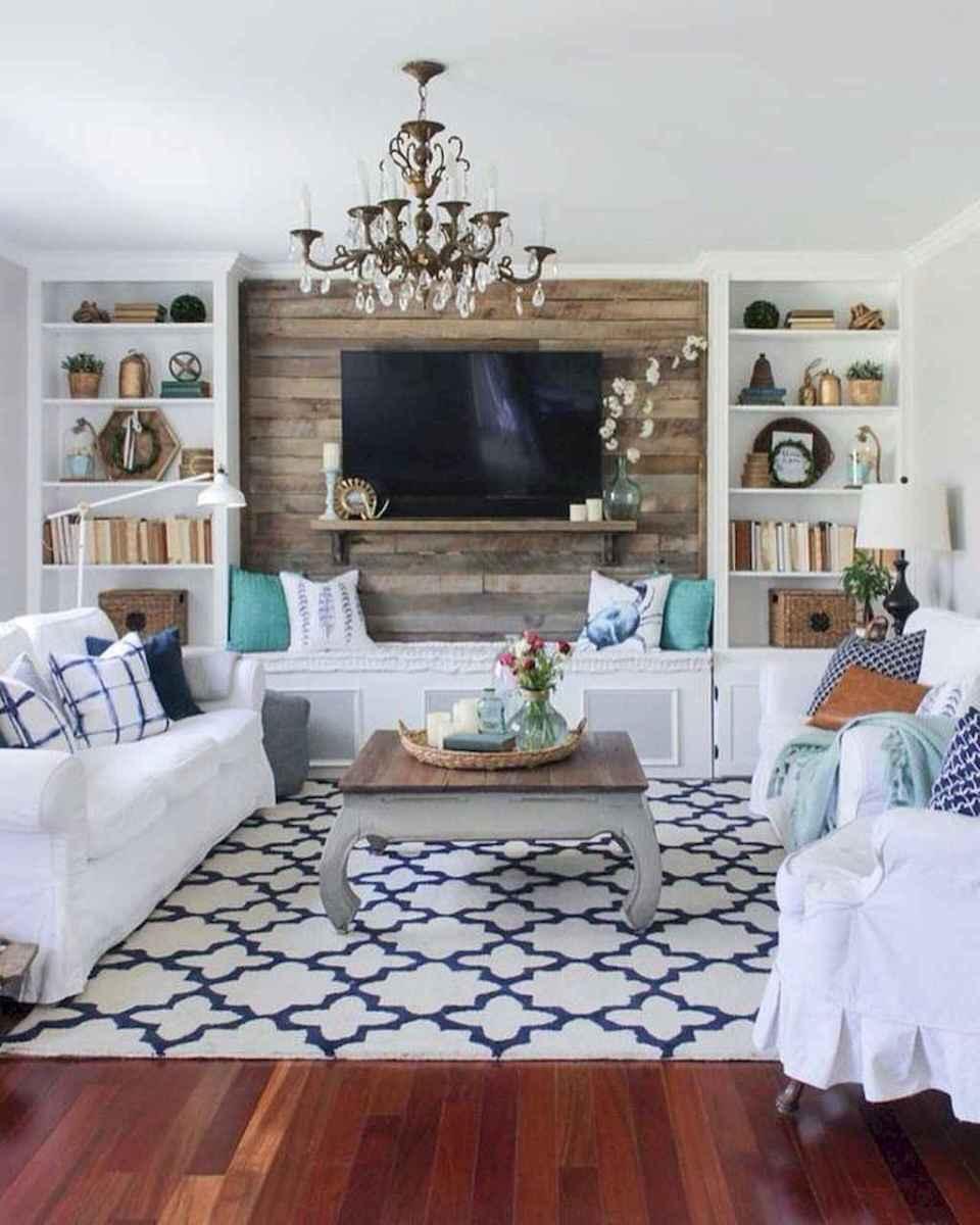 50 elegant rustic apartment living room decor ideas (1)
