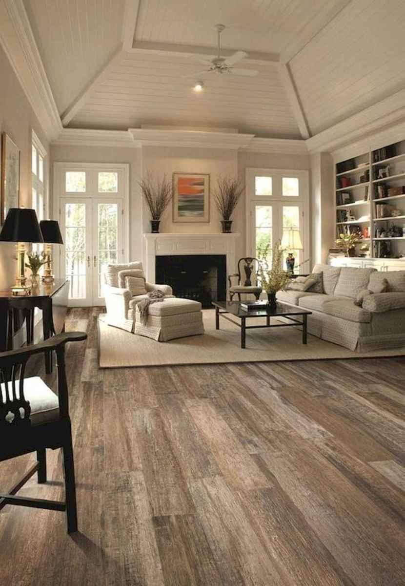 50 elegant rustic apartment living room decor ideas (41)