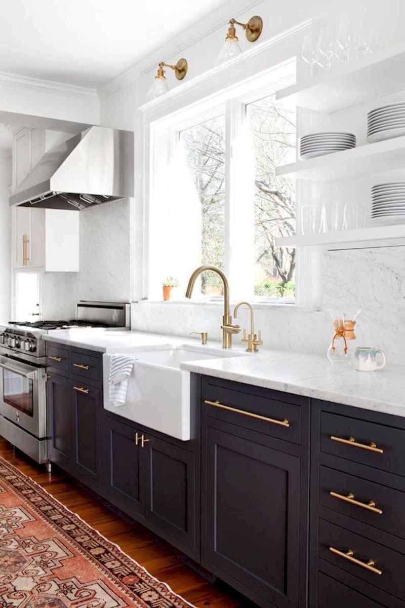 50 fabulous apartment kitchen cabinets decor ideas (20 ...