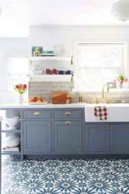 50 fabulous apartment kitchen cabinets decor ideas (45)