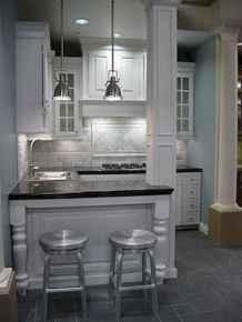 50 miraculous apartment kitchen rental decor ideas (49)