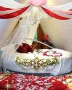 50 romantic valentine bedroom decor ideas (15)