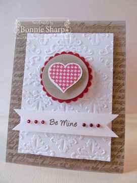50 Romantic Valentines Cards Design Ideas  Roomadnesscom