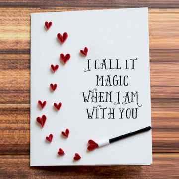 50 romantic valentines cards design ideas (23)