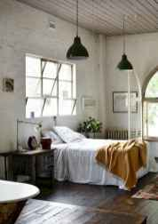 50 stunning vintage apartment bedroom decor ideas (21)