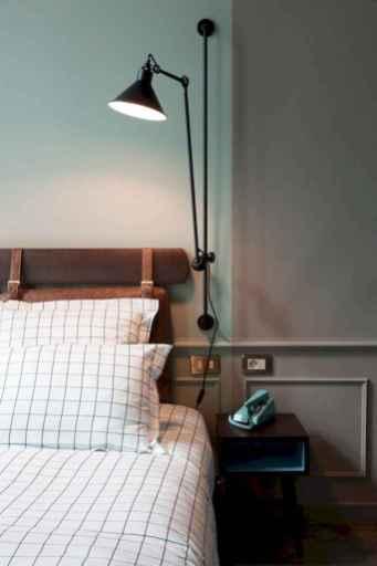 50 stunning vintage apartment bedroom decor ideas (29)
