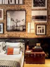 50 stunning vintage apartment bedroom decor ideas (50)