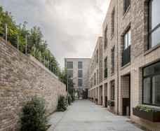 50 marvelous modern facade apartment decor ideas (1)