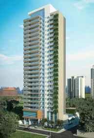 50 marvelous modern facade apartment decor ideas (25)