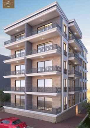50 marvelous modern facade apartment decor ideas (37)