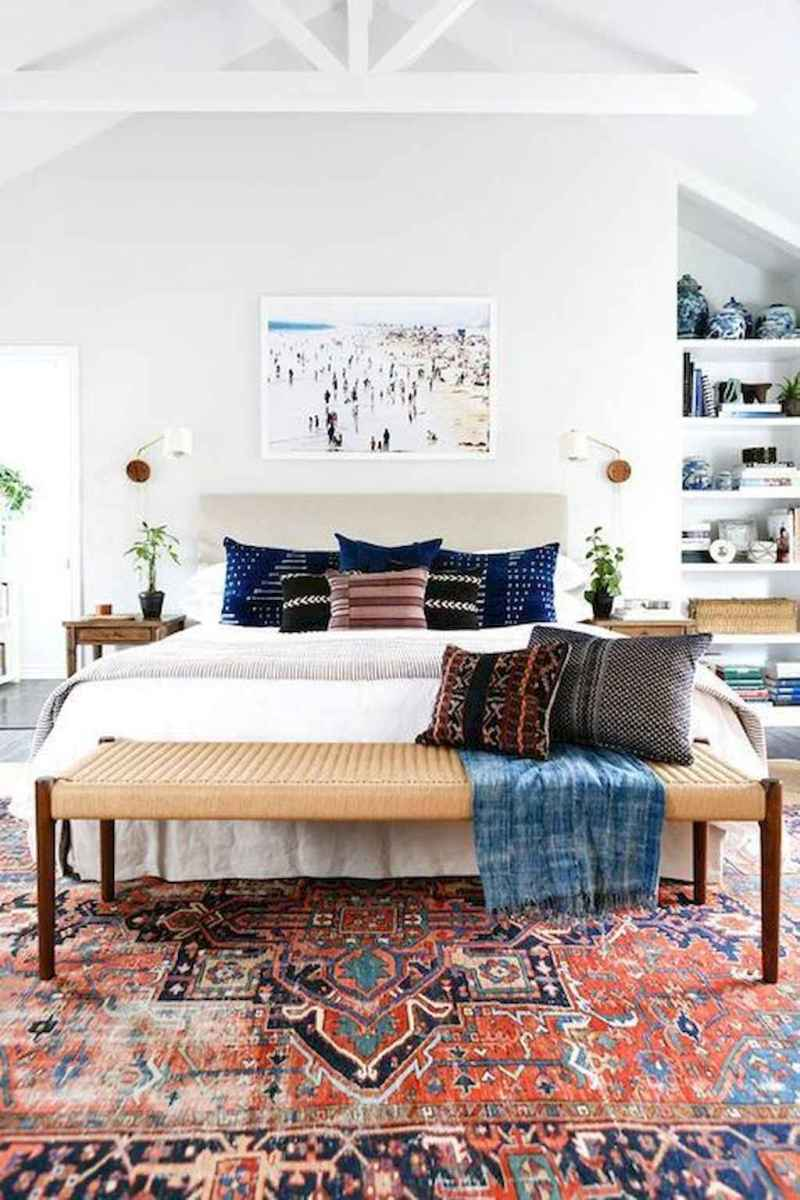 60 cool eclectic master bedroom decor ideas (5)