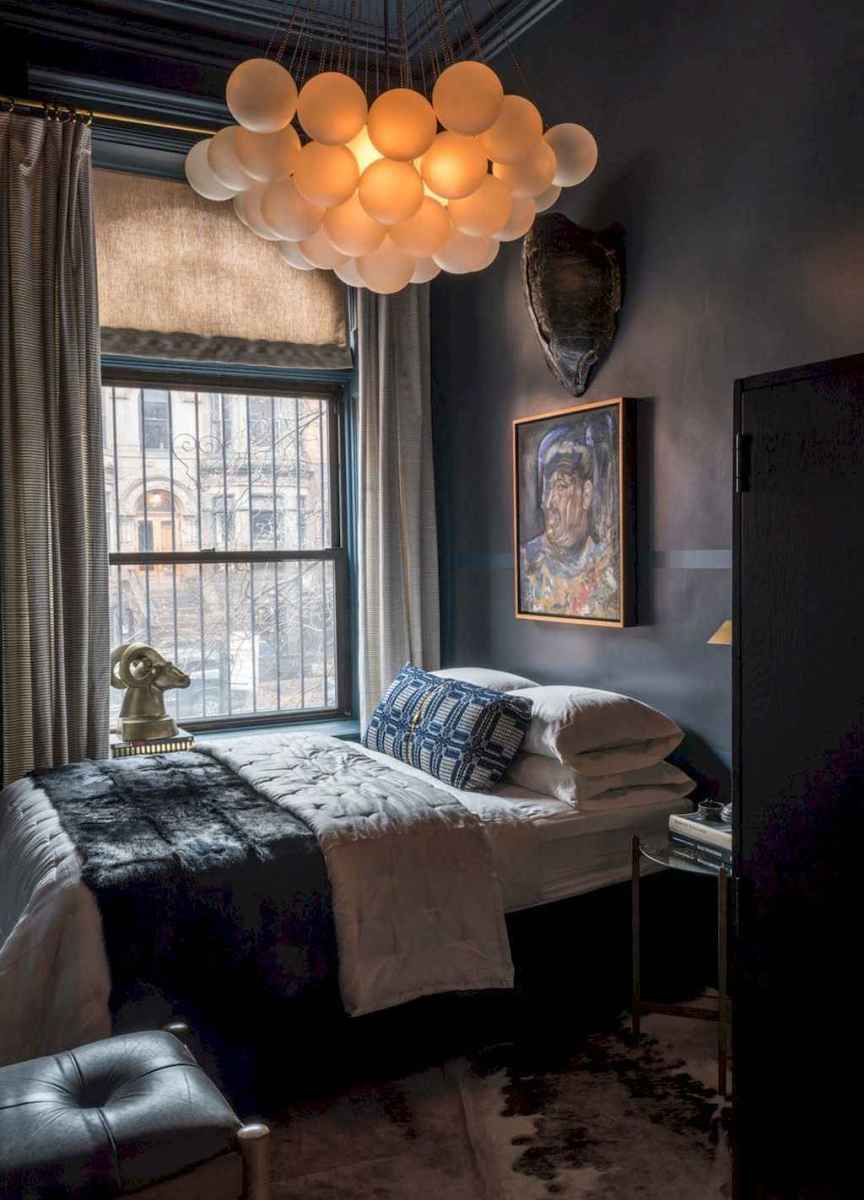 60 cool eclectic master bedroom decor ideas (56)