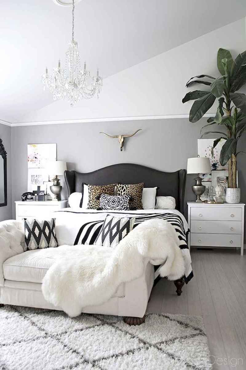 60 cool eclectic master bedroom decor ideas (7)